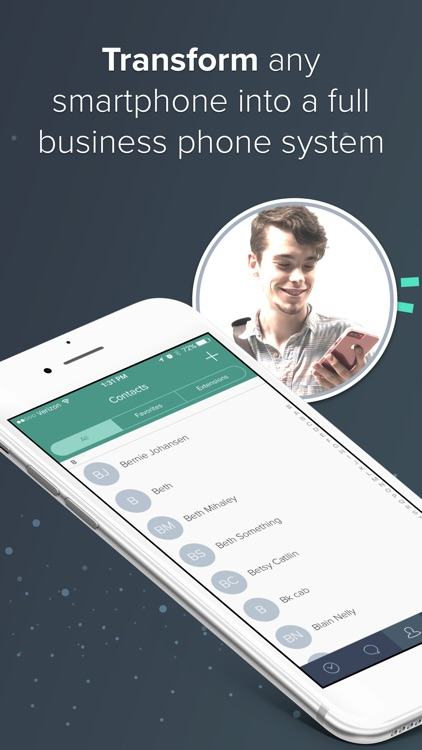 CloudPhone for Business