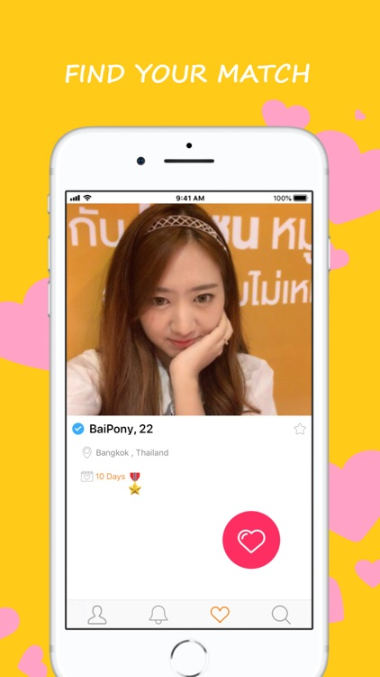 Thailand dating app