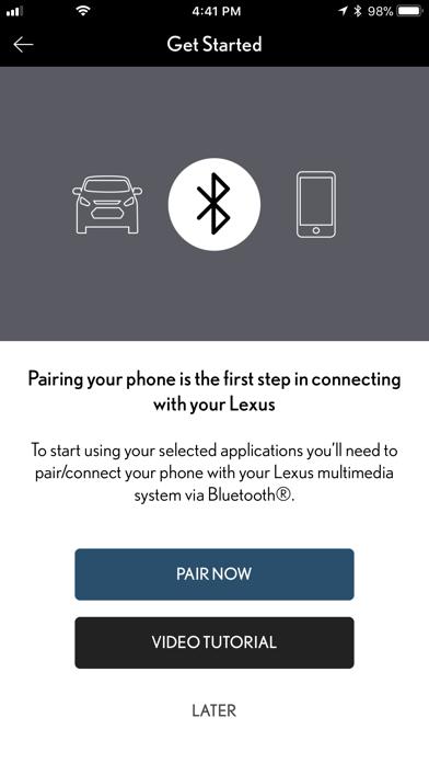 Lexus Enform App Suite 2 0 by Lexus, a Division of Toyota