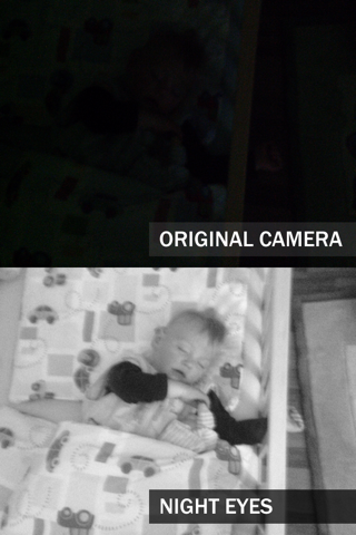 Night Eyes - Low Light Camera - náhled