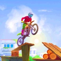 翻滚吧摩托!