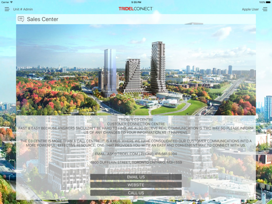 Tridel Connect screenshot 18