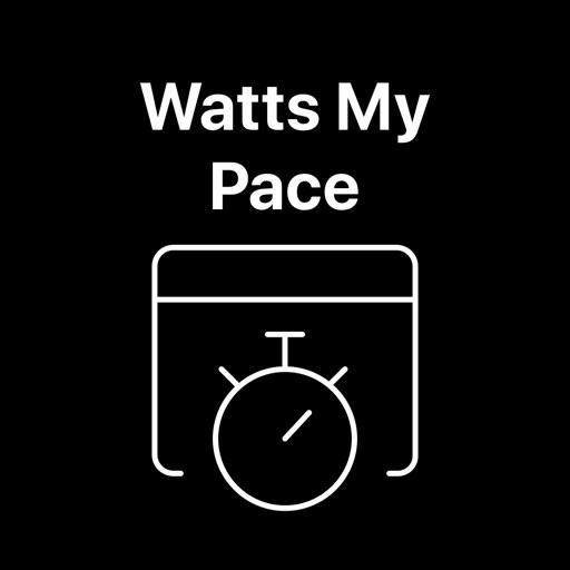 Watts My Pace - Calculator
