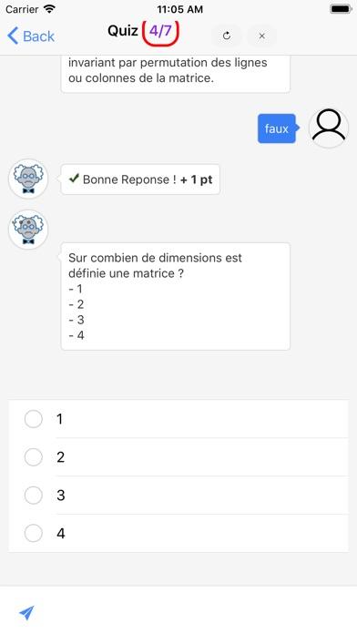 Maths Terminale ES screenshot 3