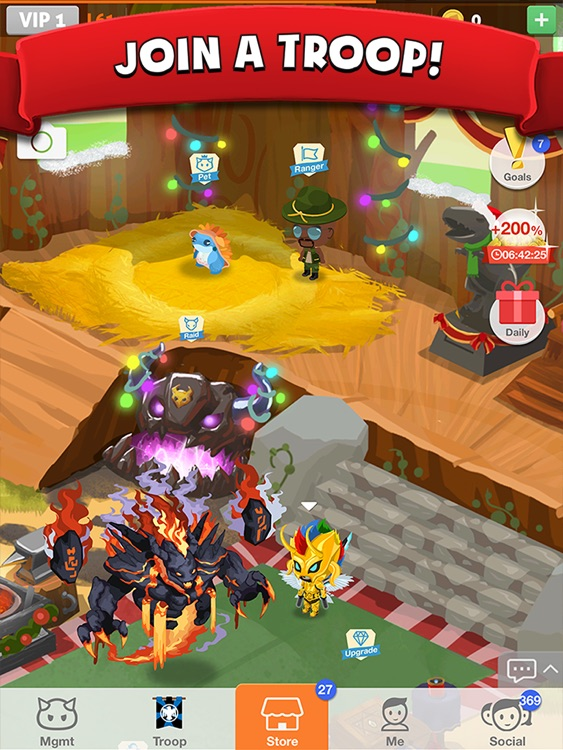 Battle Camp HD Catch Monsters screenshot-4