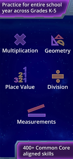 5th Grade Math Learner Games On The App Store