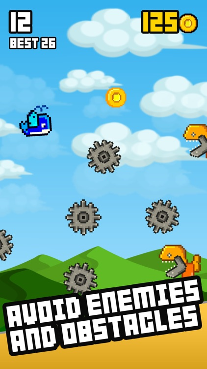 Mighty Chicken and Friends screenshot-4