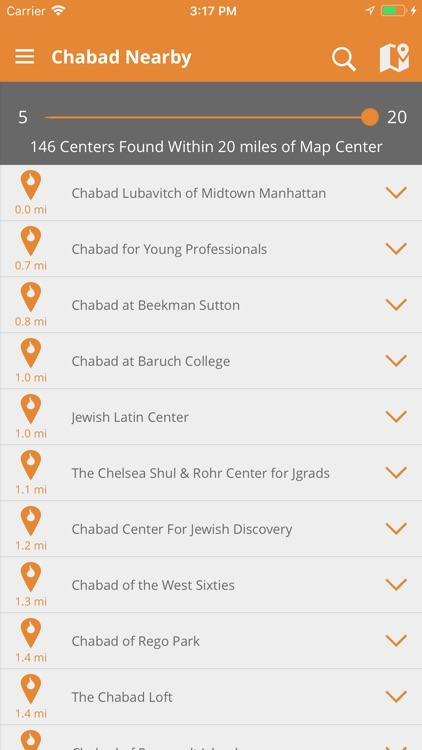 Chabad Nearby