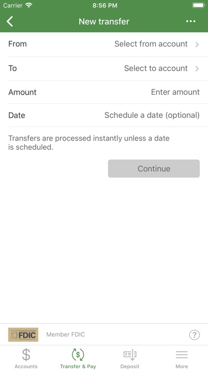 Forcht Bank Mobile Banking screenshot-4