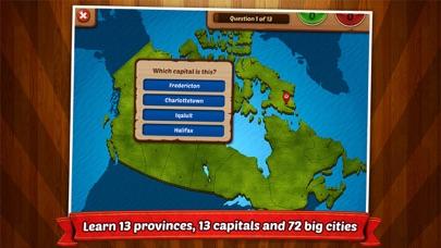 GeoFlight Canada Pro screenshot two