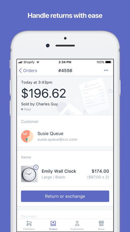 Shopify POS: Point of Sale screenshot-3