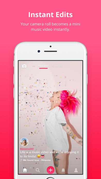download Lomotif - Music Video Editor apps 0