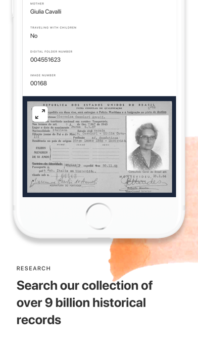MyHeritage - Family tree Screenshot