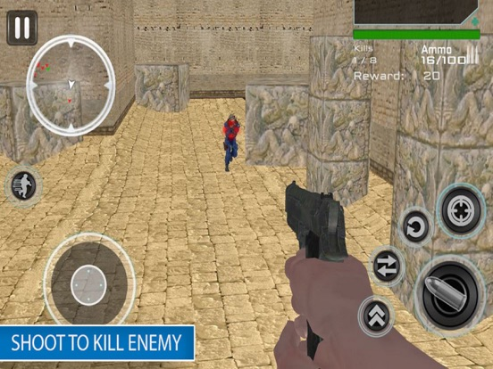 Gun FPS: Destroy Enemy screenshot 6