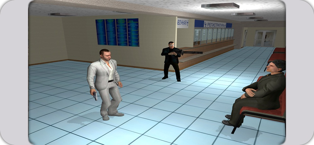 Criminal Russia 3D.Gangsta way Cheat Codes