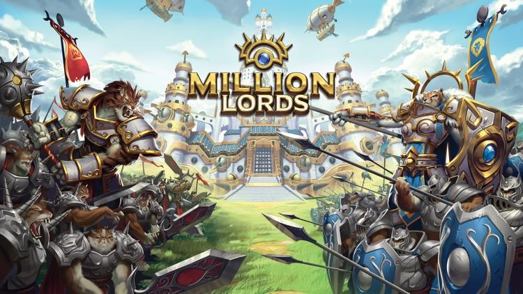 Million Lords: World Conquest screenshot-6