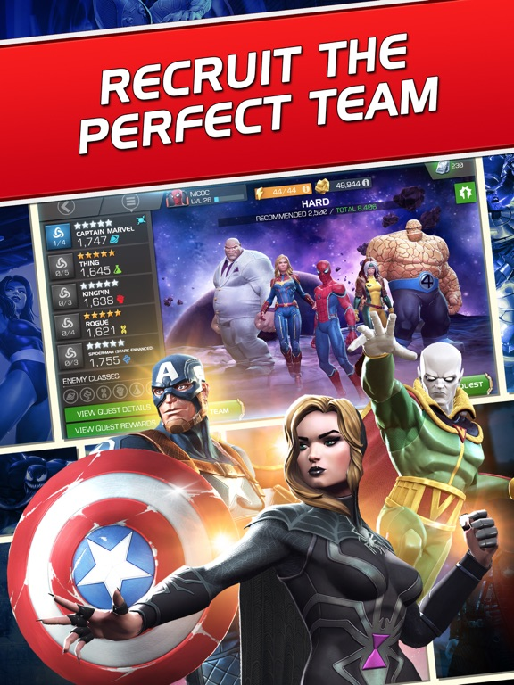 MARVEL Contest of Champions by Kabam (iOS, United States