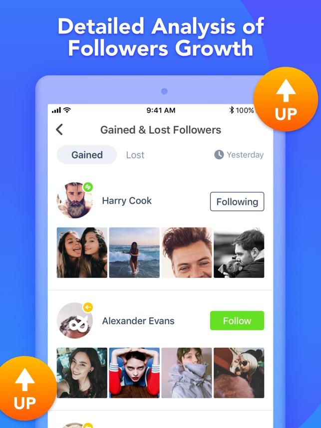 Ig Analyzer: Follower Analysis on the App Store