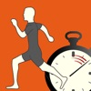 Runner's Interval Timer Pro - iPhoneアプリ