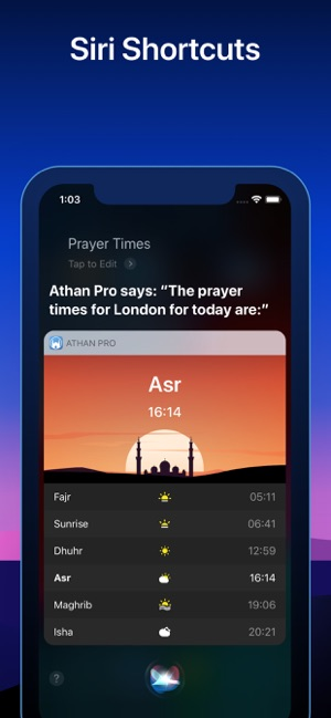 Athan Pro - Full Azan & Qibla on the App Store
