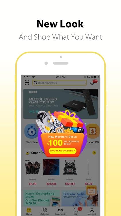 Gearbest Online Shopping screenshot-0