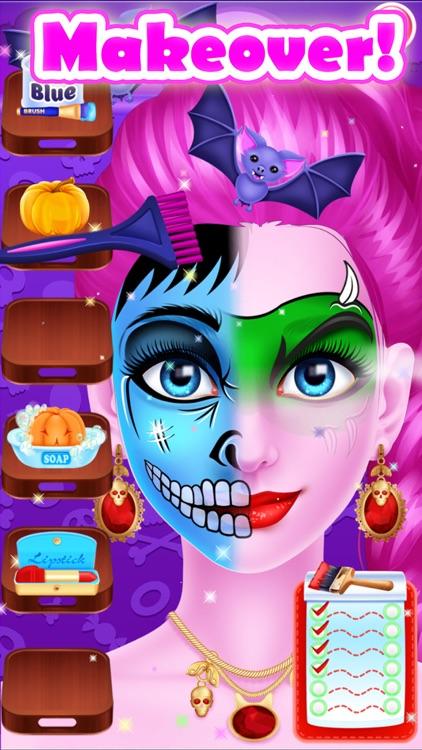 Face Paint Party Makeup Salon screenshot-9