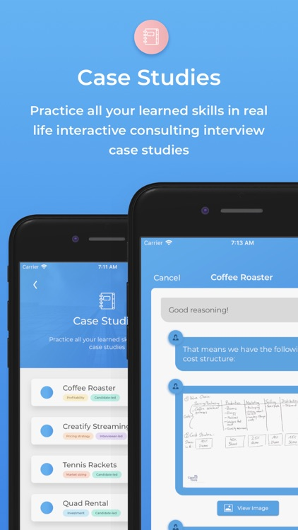 CaseTools - Consulting Prep... screenshot-6