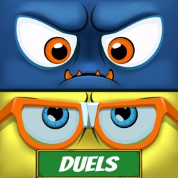 Duel Math Fight 1st -5th Grade
