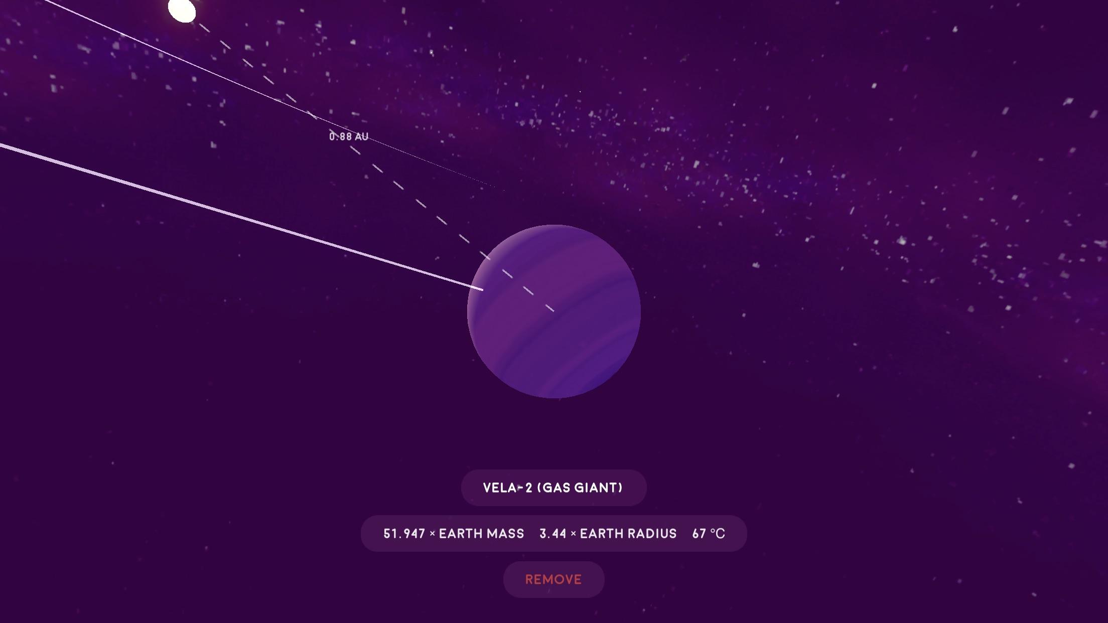 SPACE by THIX Screenshot
