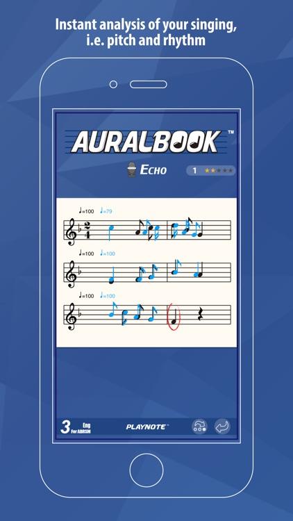 AURALBOOK for ABRSM Grade 3 screenshot-5