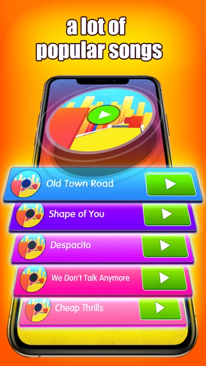 Rhythm Hop 3D screenshot-0