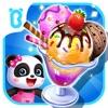 かき氷アイスクリーム屋さん-BabyBus お店屋さんごっこ
