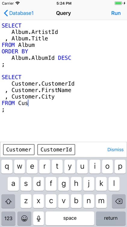 SQLiteFlow - SQLite Editor screenshot-5