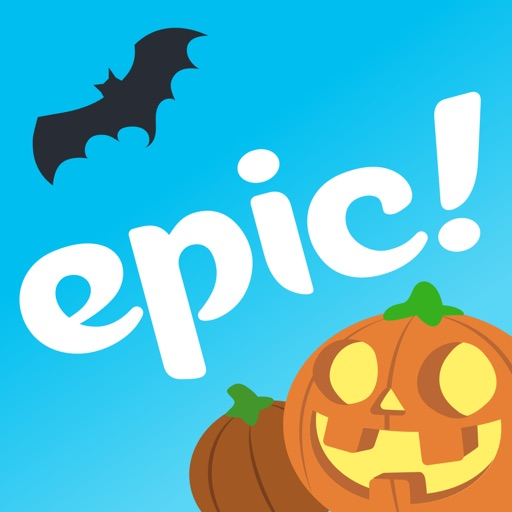 Epic! - Kids' Books and Videos app logo