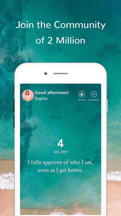 Mantra - Daily Affirmations screenshot-5