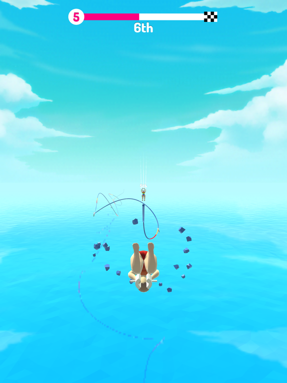 Zipline 3D screenshot 9