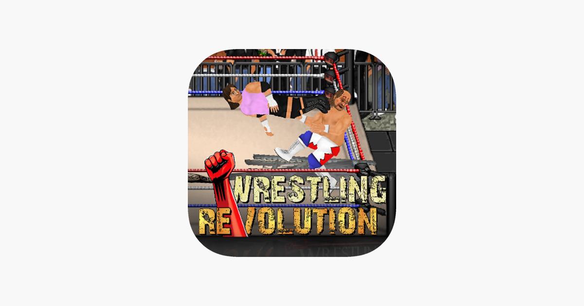 Wrestling Revolution on the App Store