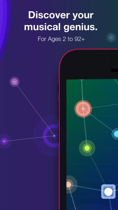 Screenshot for NodeBeat - Playful Music in Chile App Store
