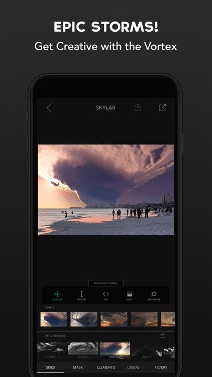 SkyLab Photo Editor screenshot-4