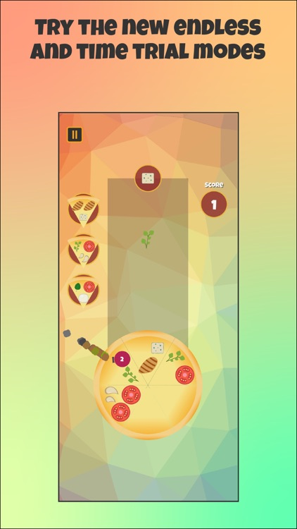 Pizza The Pie - Puzzle Game screenshot-4