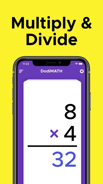 Math Flash Cards by DodiCards screenshot-3