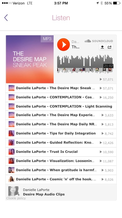 Screenshot for Conversation Starters, DLP in Finland App Store