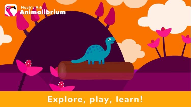 Noah's Ark Animalibrium - Kids screenshot-0