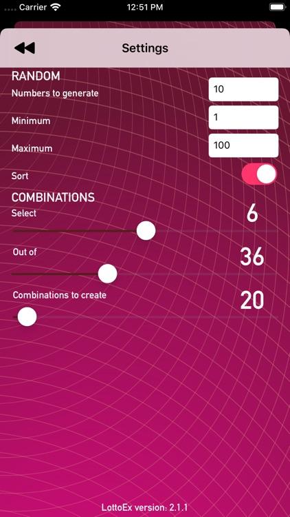 LottoEx screenshot-4