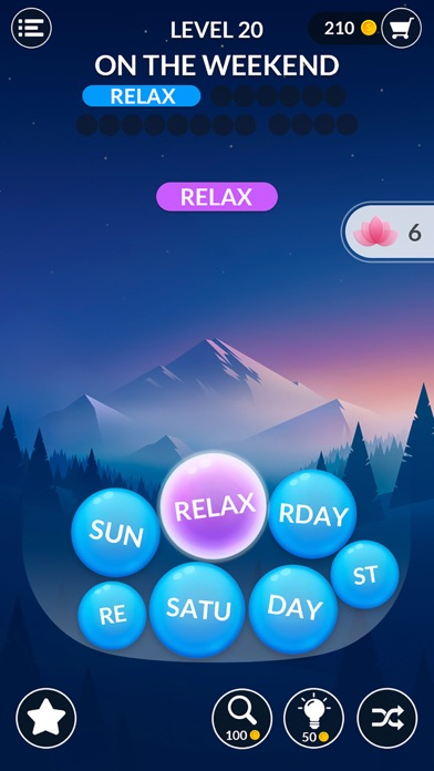 Word Serenity: Relaxing Games for windows pc