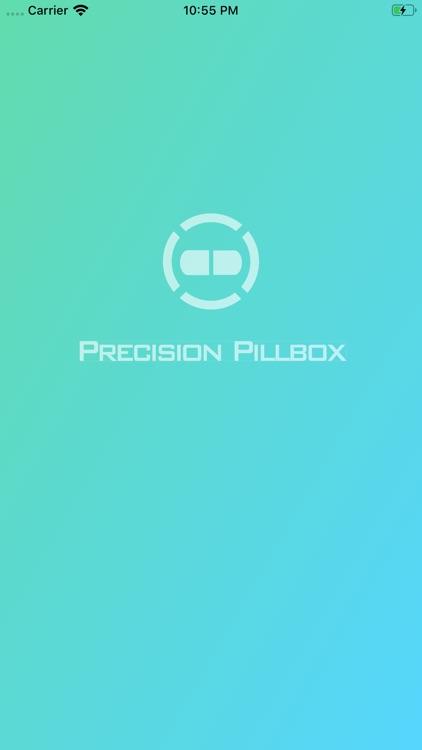 Precision Pillbox