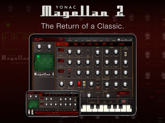 Magellan Synthesizer 2 screenshot 10