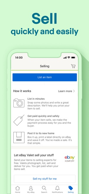 eBay: Shopping Deals & Sales on the App Store