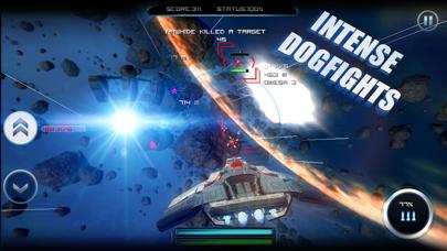 Screenshot from Strike Wing: Raptor Rising