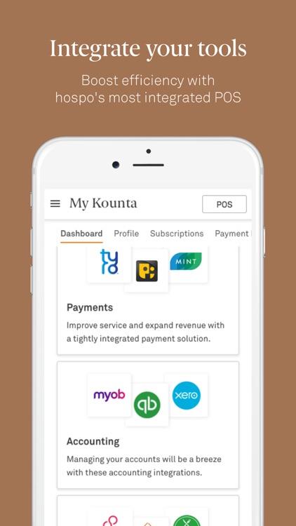 POS | Point of Sale by Kounta screenshot-6